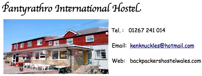 Backpackers Hostel Wales